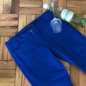 Limited Exact Stretch Double Button Pants